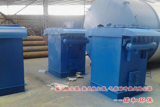 水泥厂除尘设备仓顶除尘器的安装方法