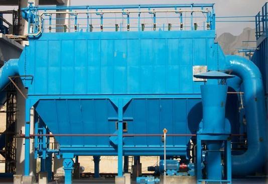 LPM型气箱脉冲袋式除尘器