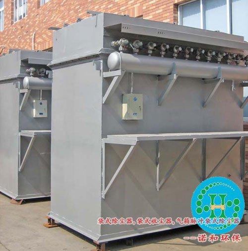 诺和资讯 常见问题         木工袋式除尘器是家具厂车间内,木器加工